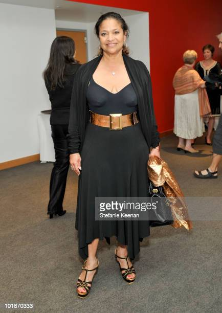 Debbie Allen attends The Cunningham Dance Foundation and REDCAT Introduction of The Merce Cunningham Dance Foundation with Guest Artist Mikhail...