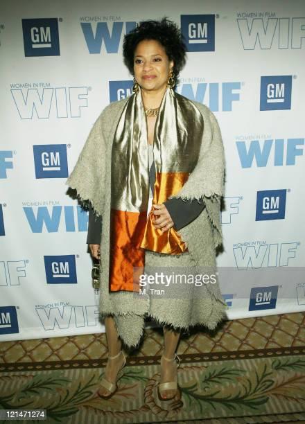 Debbie Allen during Women in Film LA Present the 2007 Power Breakfast 'Minority Report' at Four Seasons Hotel in Los Angeles California United States