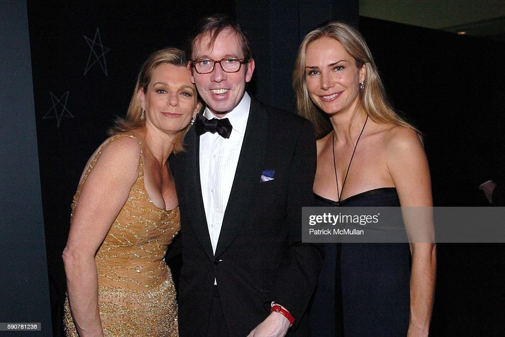 Debbie Bancroft Michael Cannon and Valesca Guerrand Hermes attend Hermes and The School of American Ballet host the first annual 'An Enchanted...