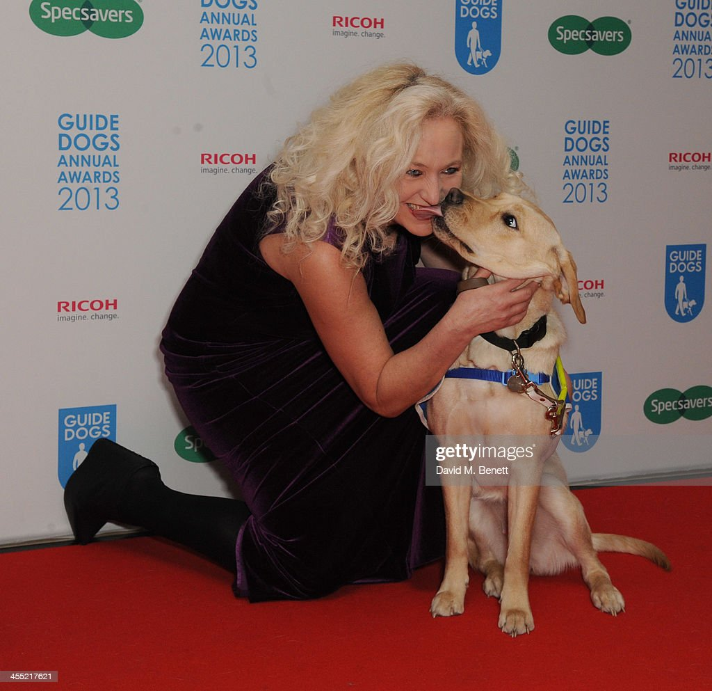 Debbie Douglas attends the Guide Dogs UK Annual Awards 2013 at the London Hilton on December 11, 2013 in London, England.