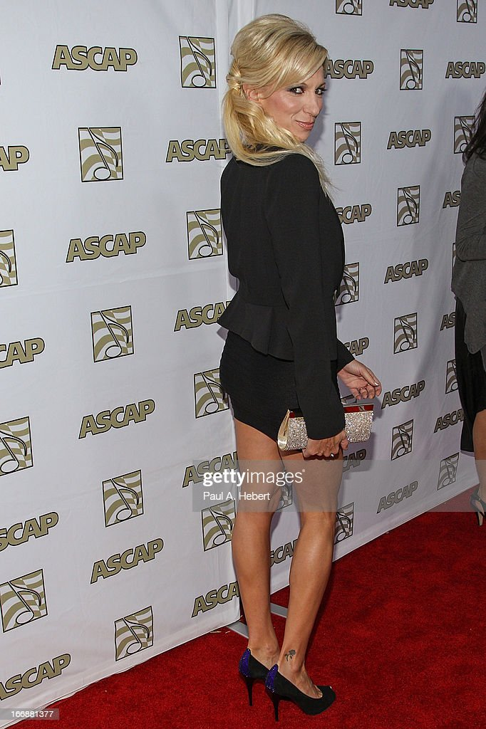 Debbie Gibson attends the 30th Annual ASCAP Pop Music Awards at Loews Hollywood Hotel on April 17, 2013 in Hollywood, California.