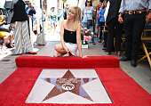 The Palm Springs Walk Of Stars Honors Debbie Gibson...