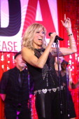 Debbie Gibson performs at the 2014 Great Imitator Masquerade Ball at Pier Sixty at Chelsea Piers on May 1 2014 in New York City