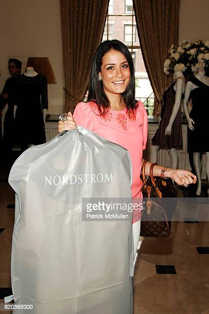 Debbie Hoffman attends NORDSTROM Private Shopping Event With Designer Appearances at Harold Pratt House on June 18 2008 in New York City