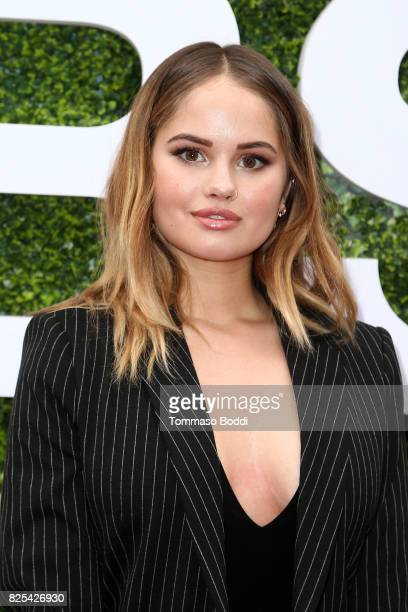 Debby Ryan attends the 2017 Summer TCA Tour CBS Television Studios' Summer Soiree at CBS Studios Radford on August 1 2017 in Studio City California