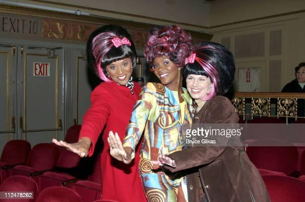 Debbye Turner Miss America 1990 Ericka Dunlap Miss America 2004 and Gretchen Carlson Miss America 1989