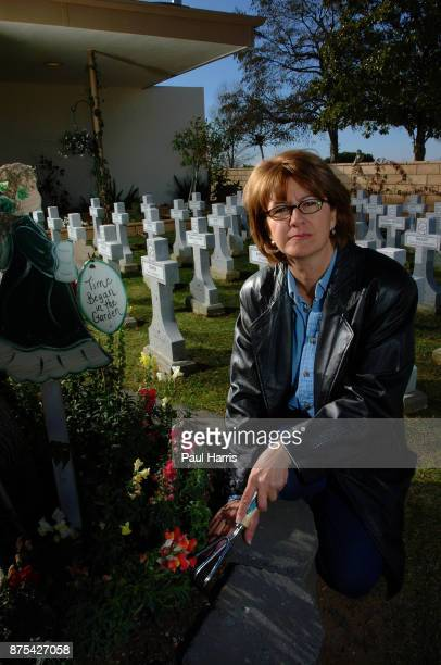Debi Faris Since 1996 Debi has collected and buried the bodies of murdered or abandoned children in Los Angeles San Bernadino and Riverside County...