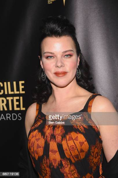 Debi Mazar attends 32nd Annual Lucille Lortel Awards at NYU Skirball Center on May 7 2017 in New York City