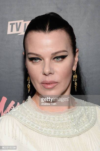 Debi Mazar attends the 'Younger' season four premiere party on June 27 2017 in New York City