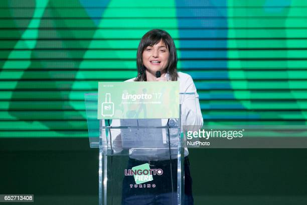 Debora Serracchiani speaks at Lingotto17 event to support Matteo Renzi She has served as the President of the Italian region of FriuliVenezia Giulia...