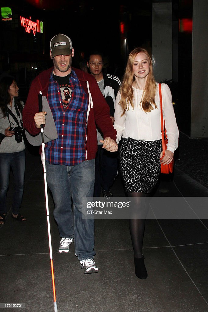 <a gi-track='captionPersonalityLinkClicked' href=/galleries/search?phrase=Deborah+Ann+Woll&family=editorial&specificpeople=5909212 ng-click='$event.stopPropagation()'>Deborah Ann Woll</a> sighted on July 31, 2013 in Los Angeles, California.
