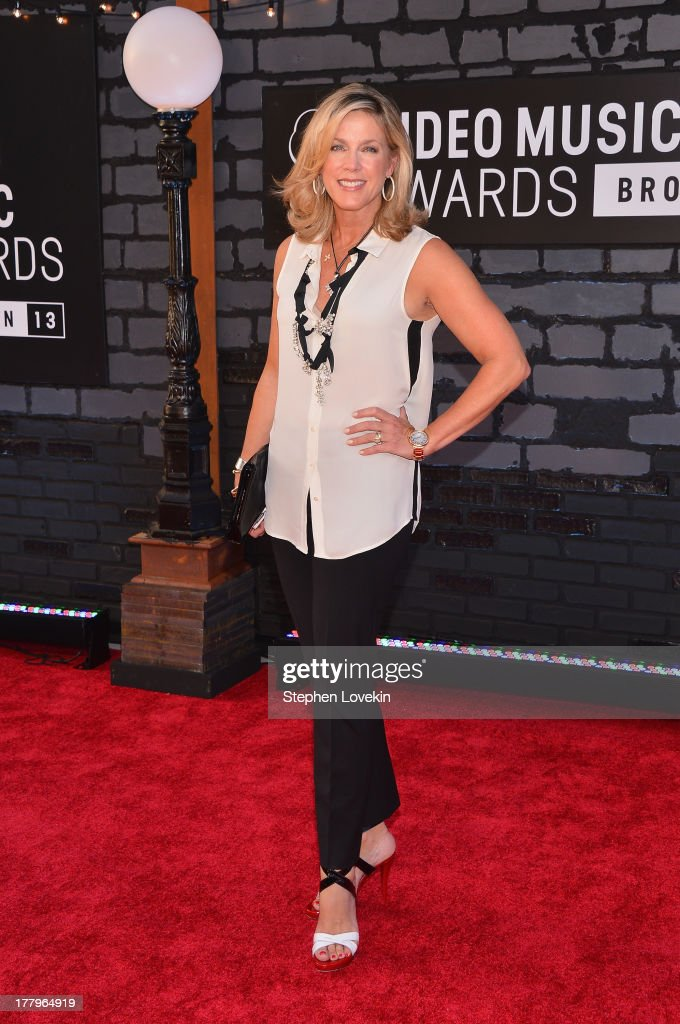 Deborah Dauman attends the 2013 MTV Video Music Awards at the Barclays Center on August 25, 2013 in the Brooklyn borough of New York City.