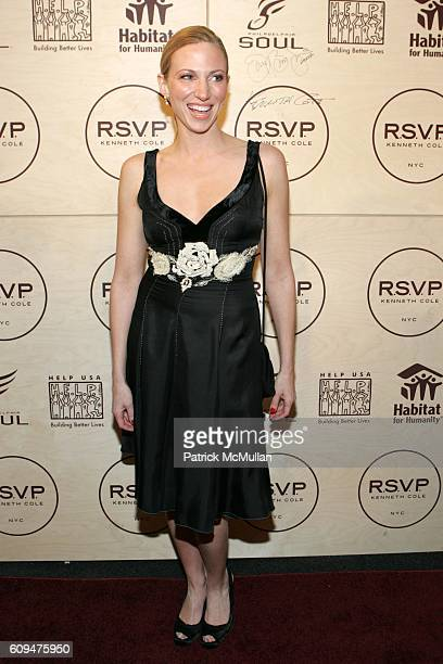 Deborah Gibson attends Jon Bon Jovi and Kenneth Cole Team Up For An Unforgettable Night of Fundraising At 'RSVP To Help' at Tribeca Rooftop on...