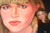 Deborah Gibson during 80's Pop Icon Deborah Gibson Unveils Mural at Culture Club in New York New York United States