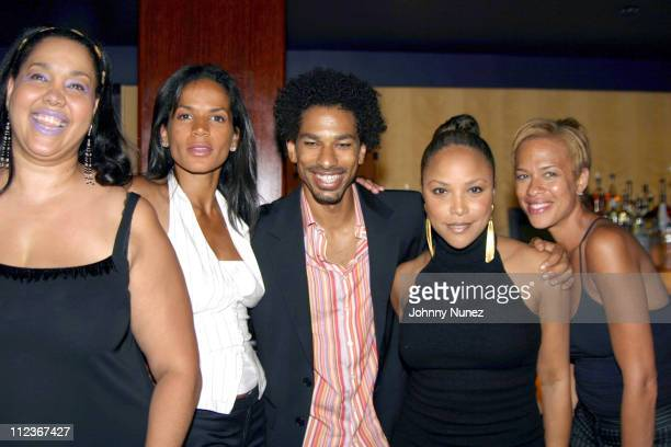 Deborah Gregory Crystal Anthony Toure Lynn Whitfield and Tonya Lewis Lee