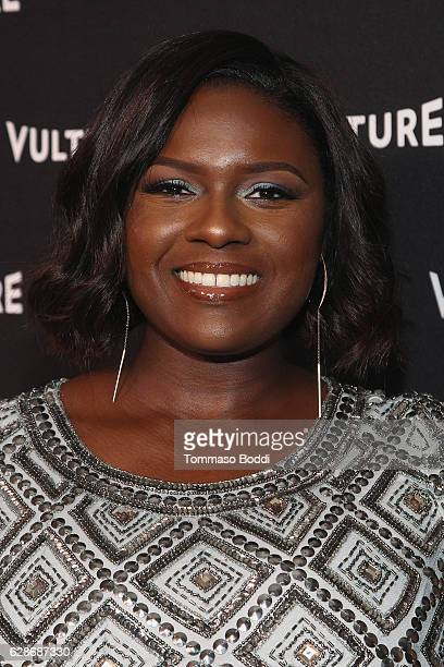 Deborah Joy Winans attends the Vulture Awards Season Party at Sunset Tower Hotel on December 8 2016 in West Hollywood California
