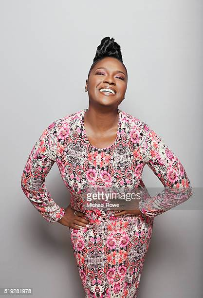 Deborah Joy Winans is photographed at the 2016 Black Women in Hollywood Luncheon for Essencecom on February 25 2016 in Los Angeles California