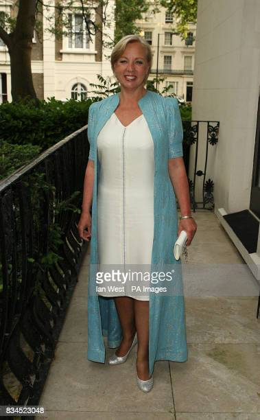 Deborah Meaden arrives at The Observer Ethical Awards 2008 at the Hempel Hotel in London