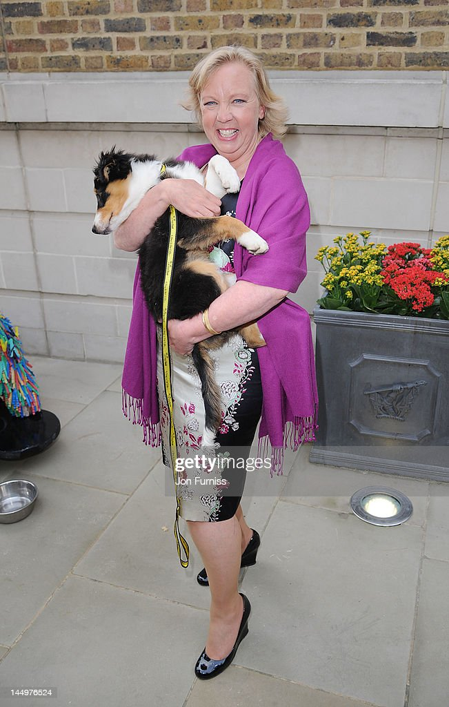Deborah Meaden attends the 21st Dog Trust Awards at Honourable Artillery Company on May 21, 2012 in London, England.