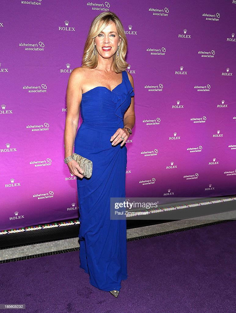 Deborah Norville attends 2013 Alzheimer's Association Rita Hayworth 30th Anniversary gala at The Waldorf=Astoria on October 22, 2013 in New York City.