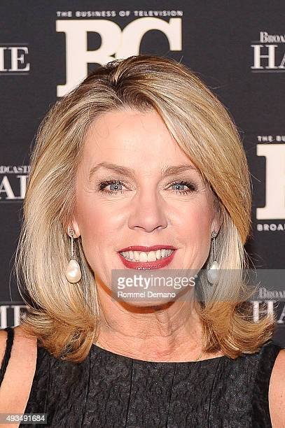 Deborah Norville attends Broadcasting and Cable Hall Of Fame Awards 25th Anniversary Gala at The Waldorf Astoria on October 20 2015 in New York City