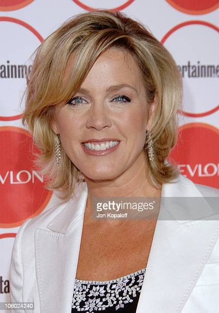 Deborah Norville during Entertainment Weekly's 4th Annual PreEmmy Party at Republic in West Hollywood California United States