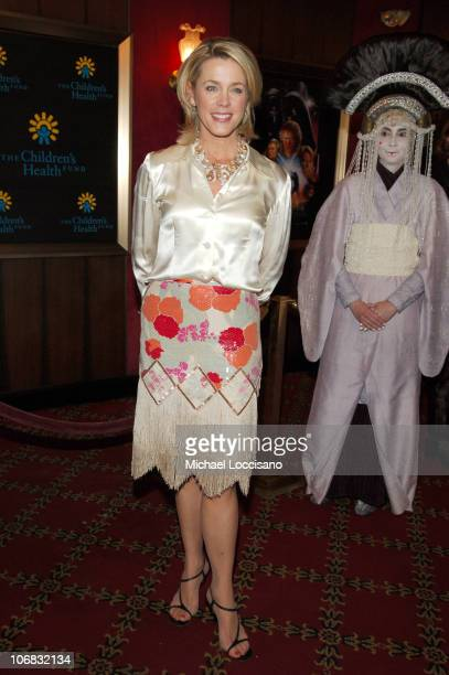 Deborah Norville during 'Star Wars Episode III Revenge Of The Sith' New York City Benefit Premiere Red Carpet at The Ziegfeld Theater in New York...
