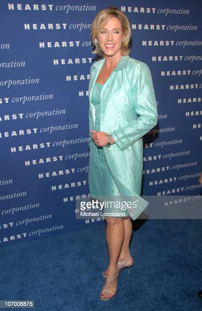 Deborah Norville during The Inauguration of The Hearst Tower at The Hearst Tower in New York City New York United States