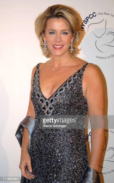 Deborah Norville during The New York Society for the Prevention of Cruelty to Children 2006 Gala at Pierre Hotel in New York City New York United...