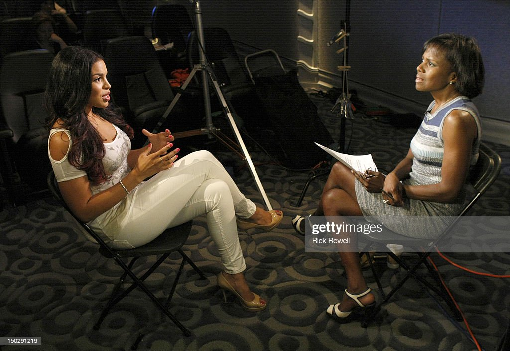 NIGHTLINE - Deborah Roberts interviews Jordin Sparks who is making her motion picture debut in 'Sparkle,' the upcoming musical which was Whitney Houston's final film, on NIGHTLINE airing MONDAY, AUG. 13 (11:35 pm, ET) on the ABC Television Network. ROBERTS