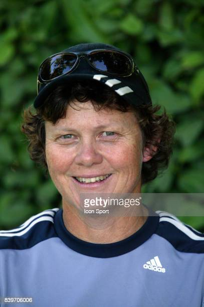 Deborah ROBINSON Medecin des l'equipe de Nouve