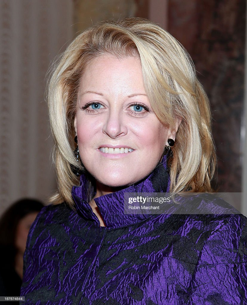Deborah Voigt attends the Metropolitan Opera Guild's 78th Annual Luncheon Celebrating 'Star Power!' at The Waldorf=Astoria on December 4, 2012 in New York City.