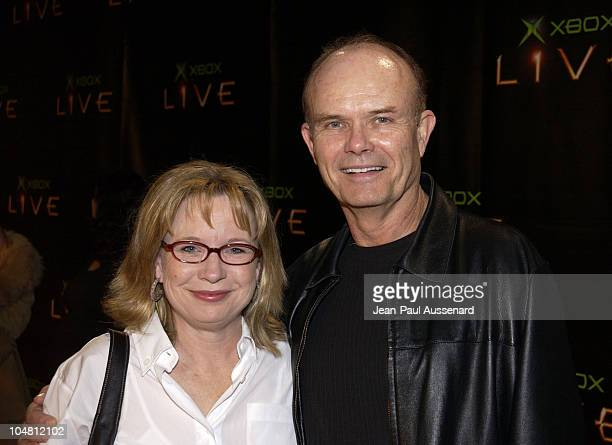 Debra Jo Rupp Kurtwood Smith during Launch Party for Xbox Live Arrivals at Peek at The Sunset Room in Hollywood California United States