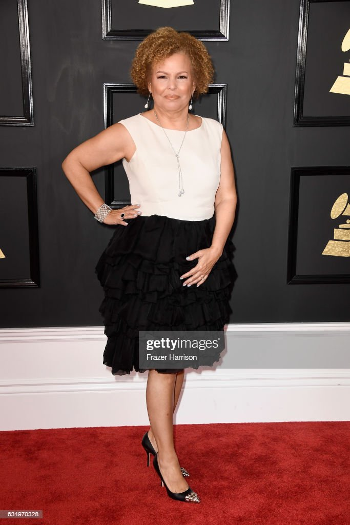 Debra L. Lee attends The 59th GRAMMY Awards at STAPLES Center on February 12, 2017 in Los Angeles, California.