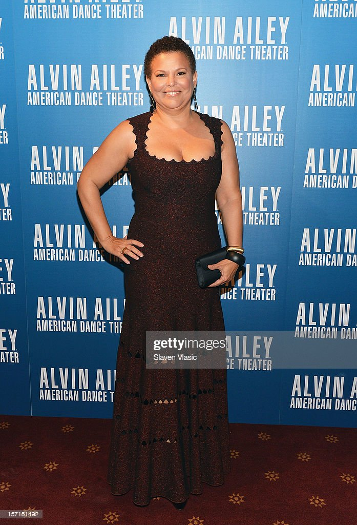 Debra Lee attends the Alvin Ailey American Dance Theater Opening Night Gala at New York City Center on November 28, 2012 in New York City.