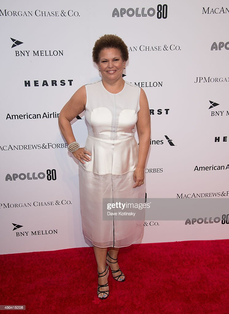 Debra Lee attends the Apollo Spring Gala and 80th Anniversary Celebration>> at The Apollo Theater on June 10, 2014 in New York City.