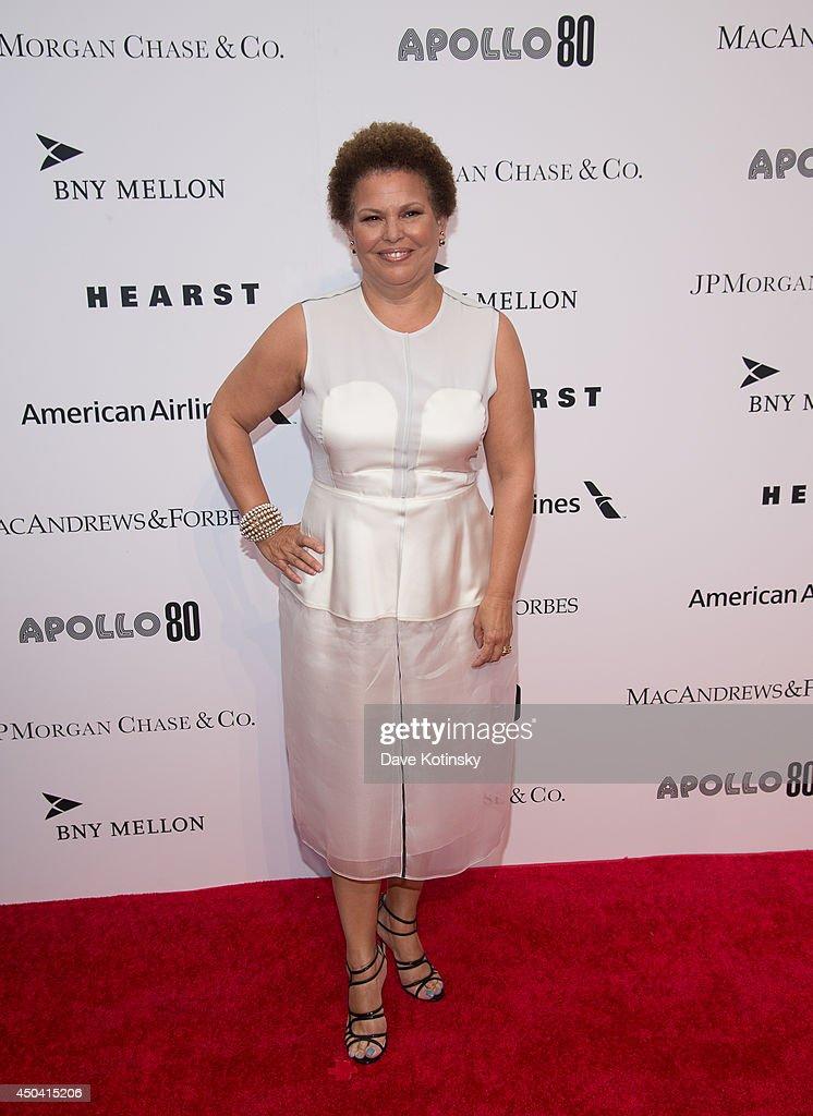 Debra Lee attends the Apollo Spring Gala and 80th Anniversary Celebration>> at The Apollo Theater on June 10, 2014 in New York City.