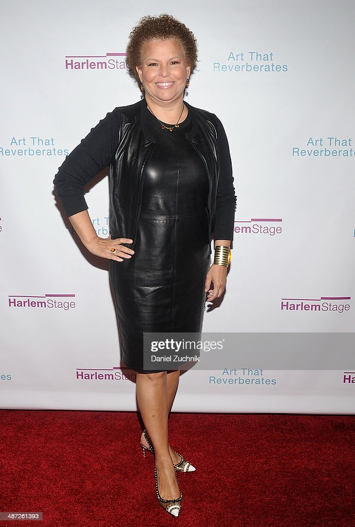 Debra Lee attends the Harlem Stage 2014 Spring Gala at Harlem Stage Gatehouse on April 28, 2014 in New York City.