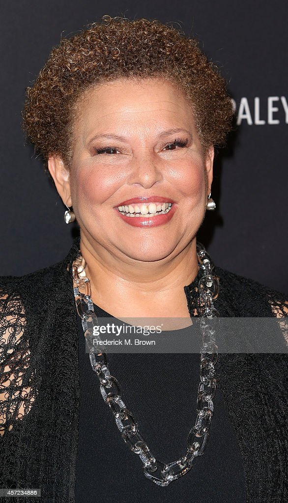 Debra Lee/Chairman/CEO/BET Networks attends The Paley Center for Media Presents 'An Evening with Real Husbands of Hollywood' at The Paley Center for...