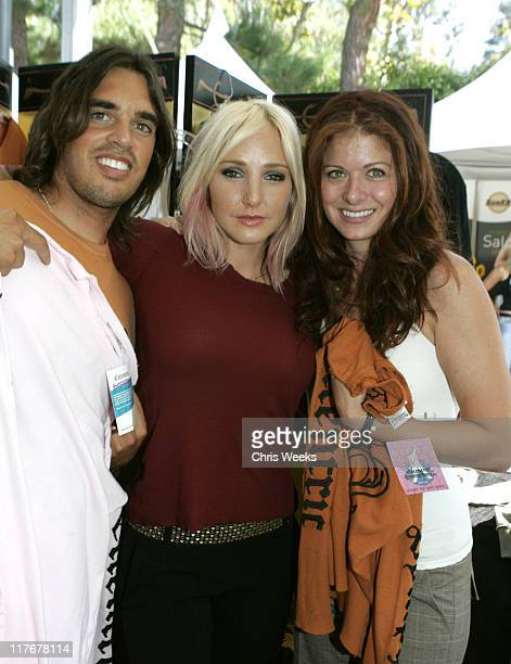 Debra Messing at Eccentric Symphony during Silver Spoon PreEmmy Hollywood Buffet Day 1 in Los Angeles California United States Photo by Chris...