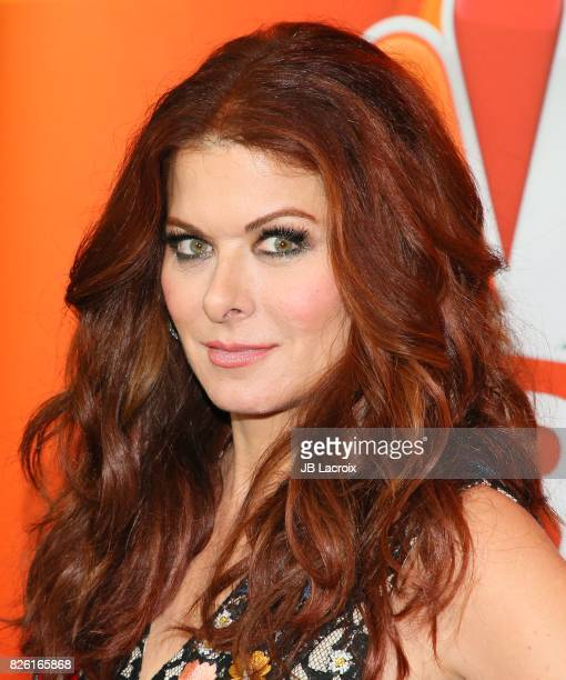 Debra Messing attends the 2017 Summer TCA Tour 'NBCUniversal Press Tour' on August 03 2017 in Los Angeles California