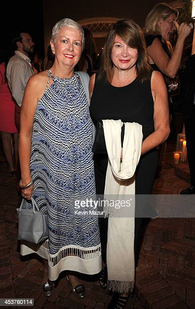 Debra Shriver attends Apollo in the Hamptons at The Creeks on August 16 2014 in East Hampton New York
