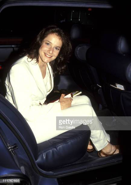 Debra Winger during New World Symphony Benefit for the Miami Jewish Center in Miami Beach California United States