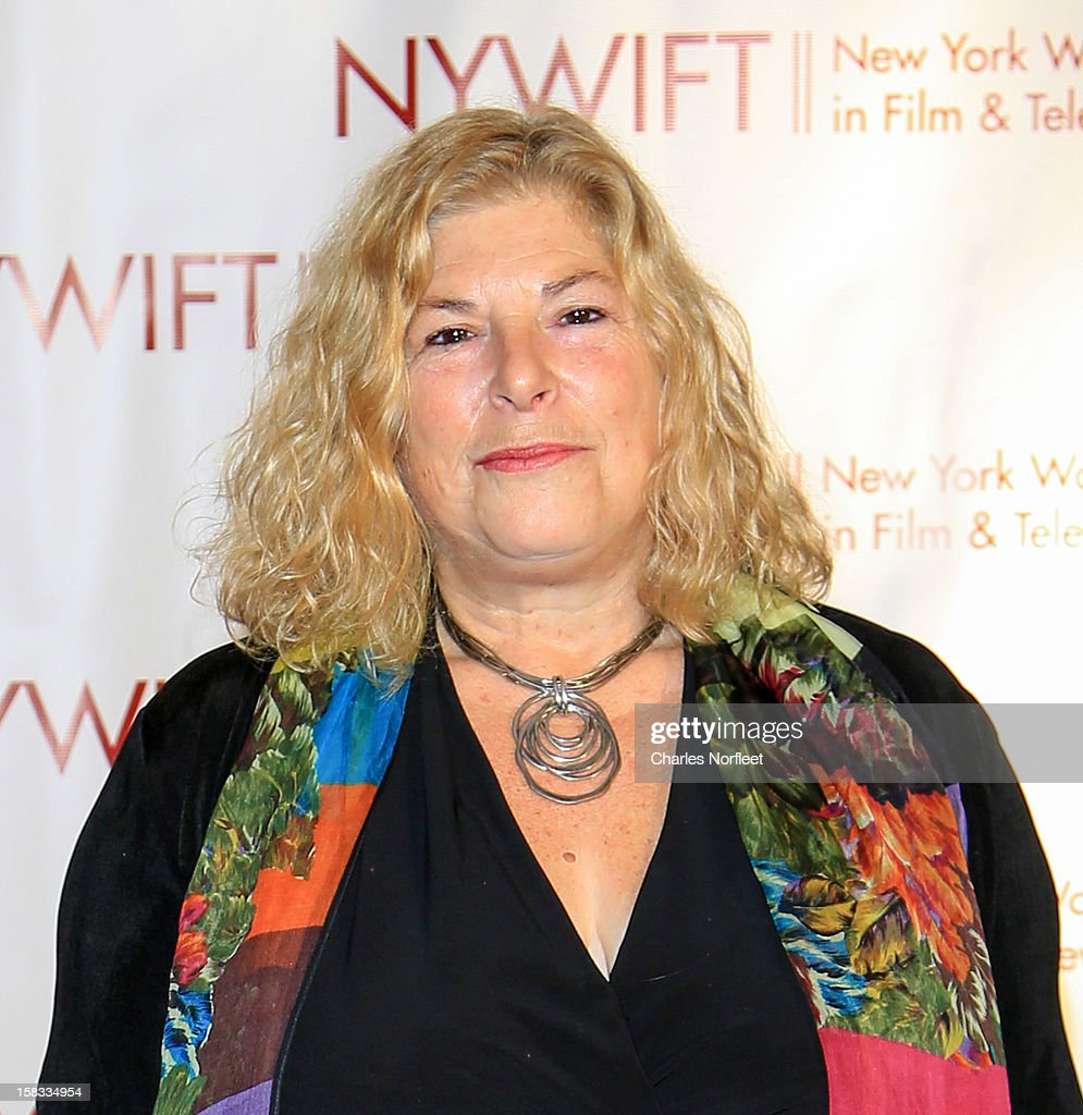 Debra Zimmerman, Executive Director of Women Make Movies, attends the 2012 New York Women In Film And Television Muse Awards at the Hilton New York on December 13, 2012 in New York City.