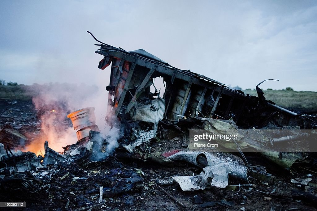 malaysia airlines crash debris - photo #25