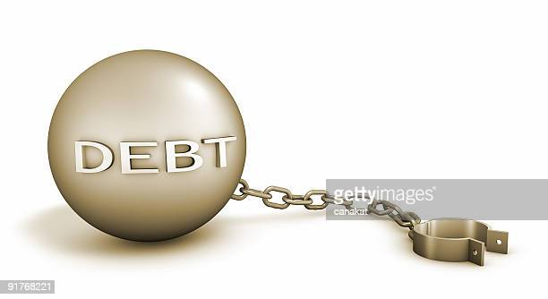 Debt - Ball and Chains