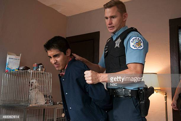 D 'Debts of the Past' Episode 304 Pictured Brian Geraghty as Officer Sean Roman