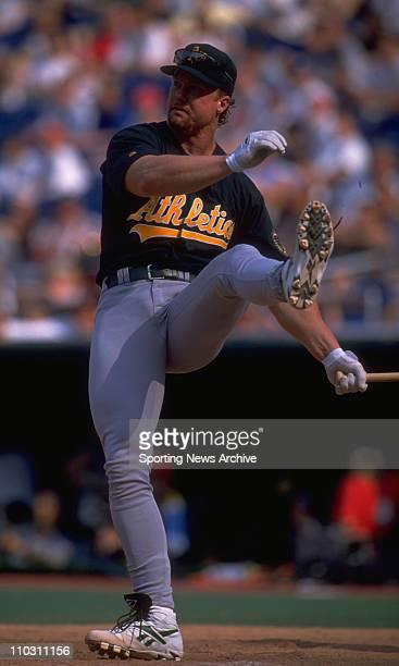 Dec 17 2007 St Louis Missouri USA MARK MCGWIRE is one of 89 players named in the Mitchell Commission Report on steroid use in Major League Baseball...