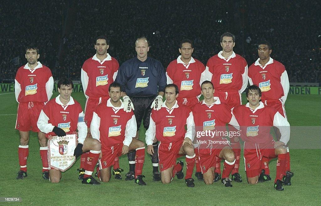 SC Braga: Getty Images