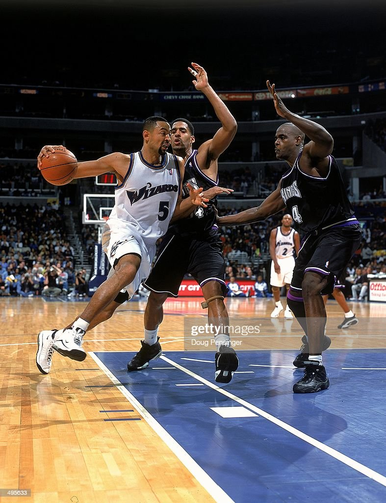 Juwan Howard 5